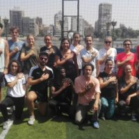 Cairo, Egypt – Step up for Inclusion
